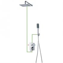 OMNIRES Apure SYS AP10 potinkinė dušo sistema