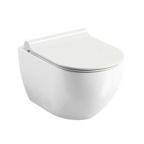 RAVAK Uni Chrome RimOff WC puodas