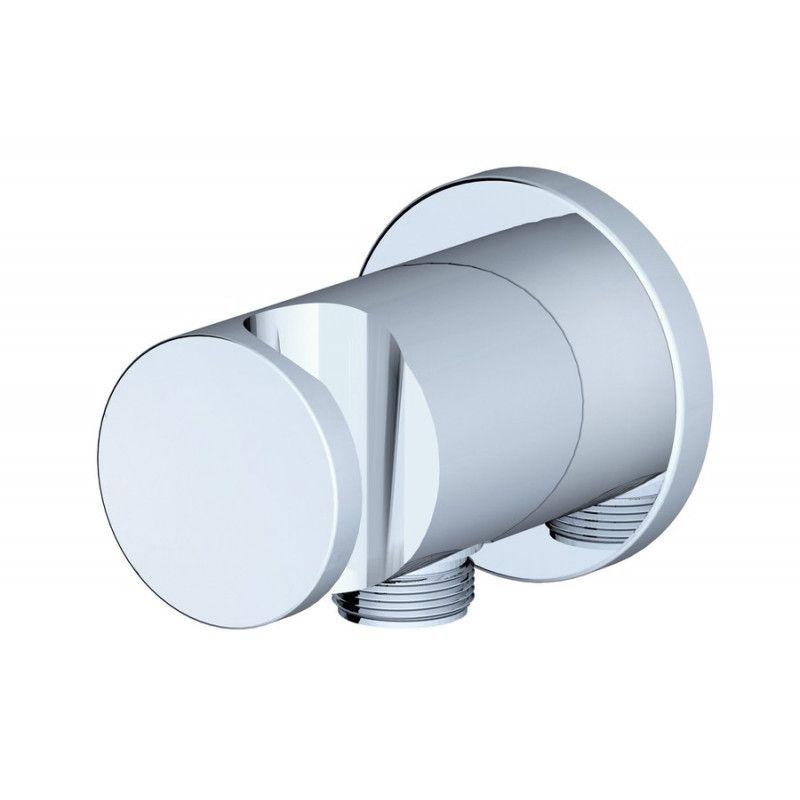 Ravak sieninis dušo išvadas su dušo laikikliu